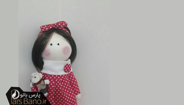 پیراهن عروسک روسی